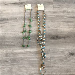 NWT necklaces !